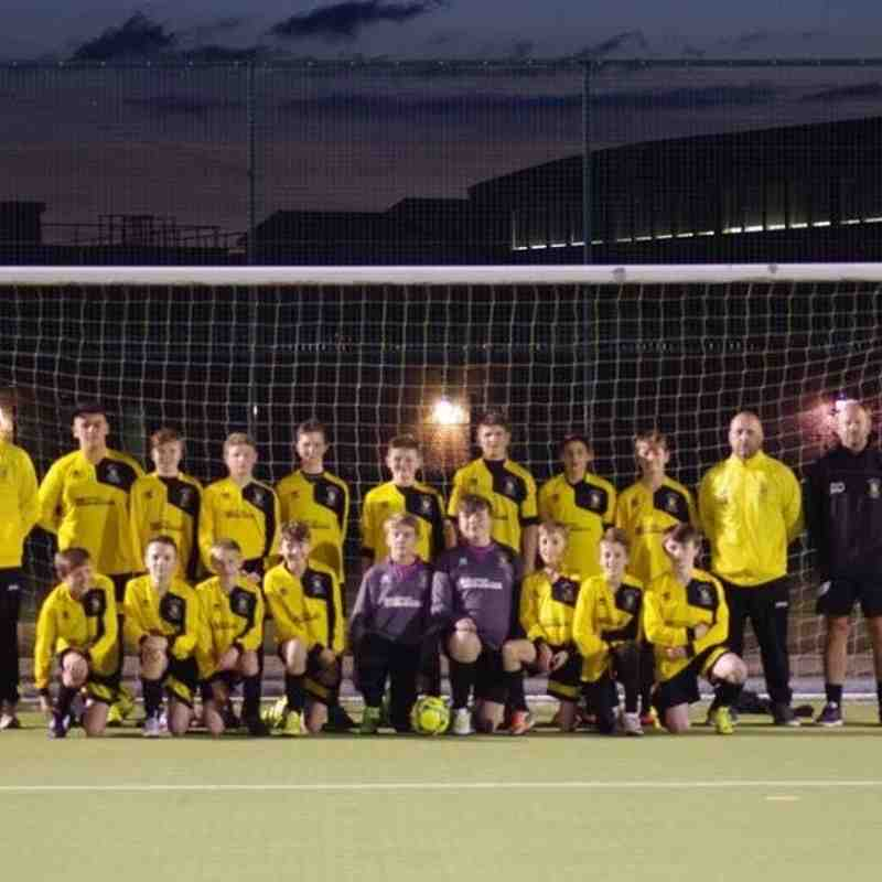 MTFC Youth Boys Section Season 16-17