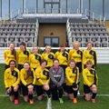 Under 17/18 Girls beat FC Chippenham 3 - 4