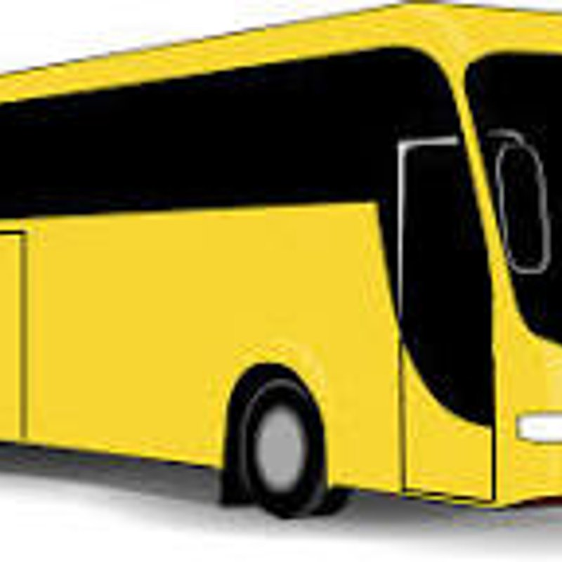 Supporters Coach for Les Phillips Cup Semi 1st May v Gillingham