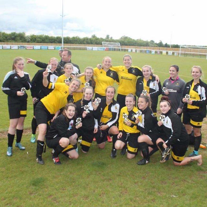 Ladies  beat Trowbridge Wanderers Ladies 8 - 0