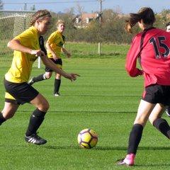 Melksham Town Ladies 17-18
