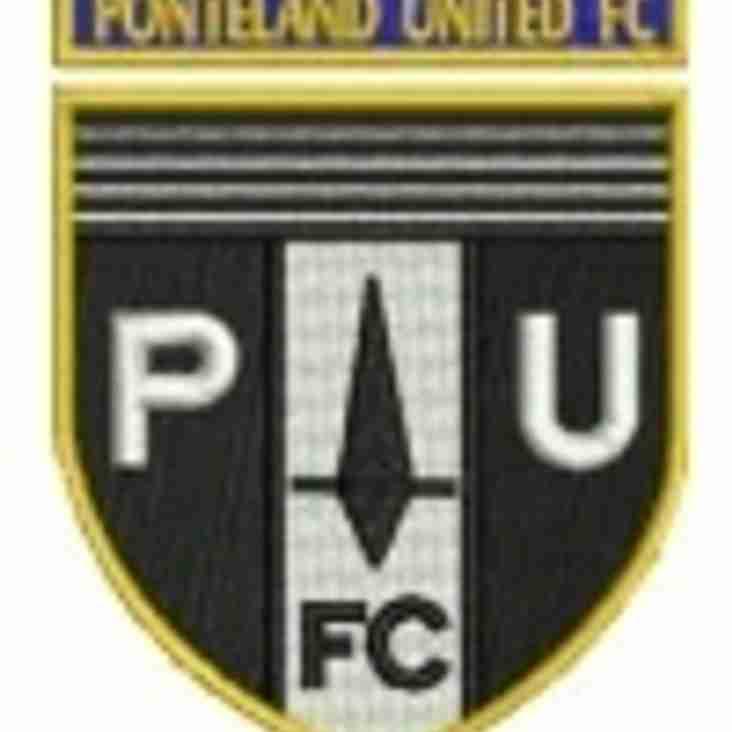 Percy Main v Ponteland United, Saturday September 8th '18