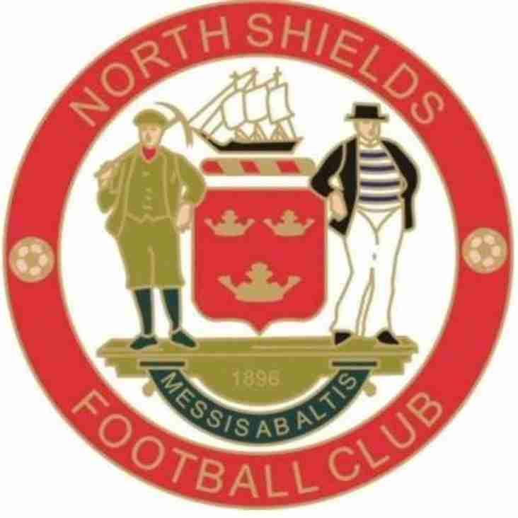 Percy Main v North Shields, Saturday July 14th'18