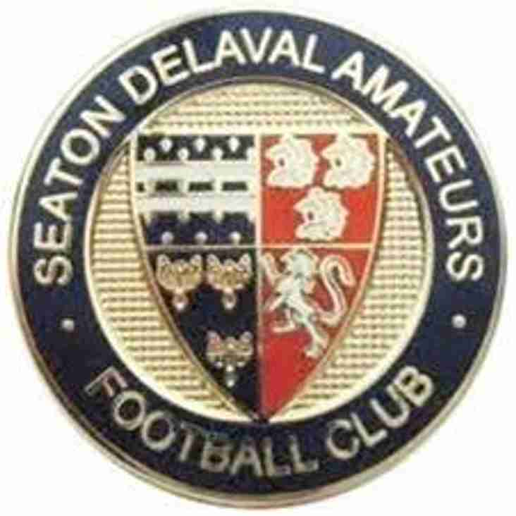 Percy Main v Seaton Delaval, Challenge cup, Saturday September 15th