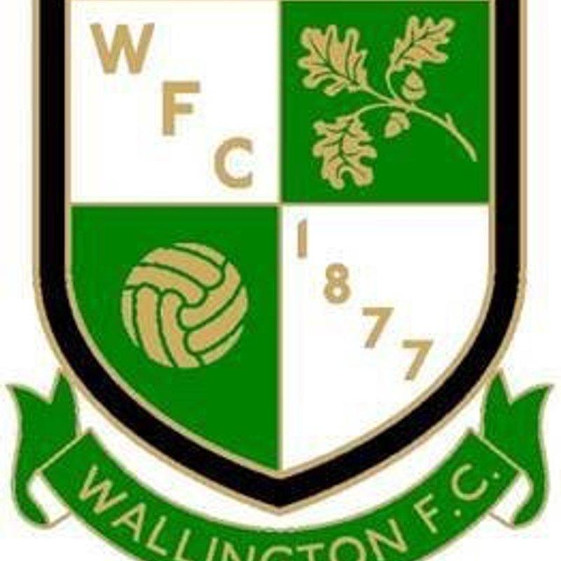 Percy Main v Wallington, Saturday ***NOW POSTPONED ****