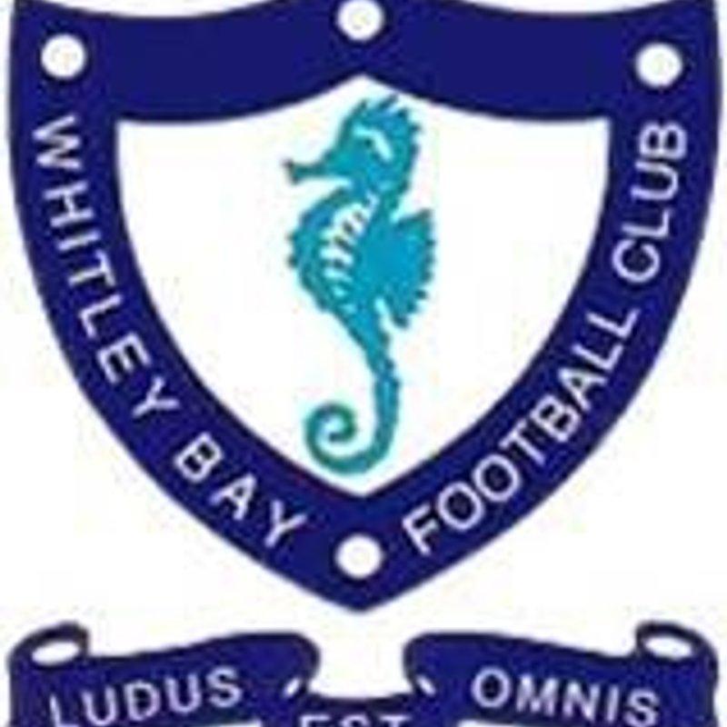 Percy Main v Whitley Bay 'A' Saturday October 13th '18