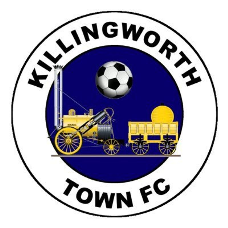 Killingworth Town v Percy Main, Saturday December 9th'17