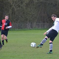 Basildon 3-1 Whitley Athletic