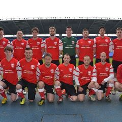 Basildon 5 -0 Westfield Athletic