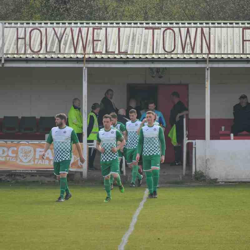 Holywell Town 1 v 2 Porthmadog