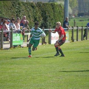 Guilsfield 0-0 Holywell Town