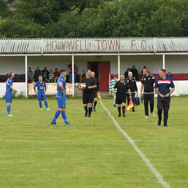 Preseason: Holywell Town 1 v 0 Cammell Laird 1907