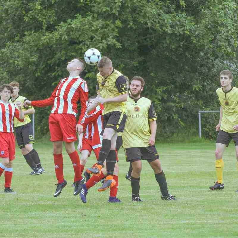 Preseason: St Asaph City Reserves 7 v 0 Holywell Town U19's