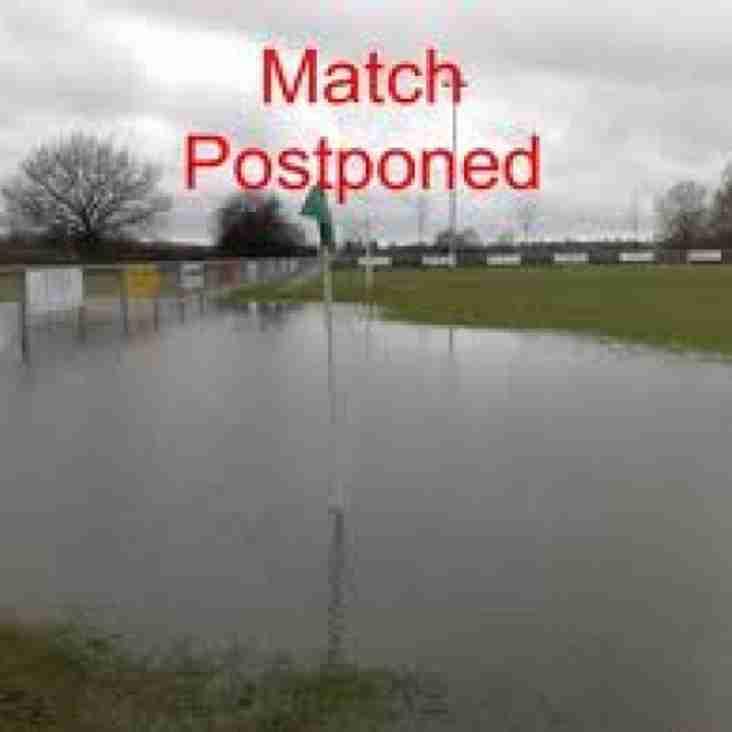 Eastbourne Utd Away - Postponded