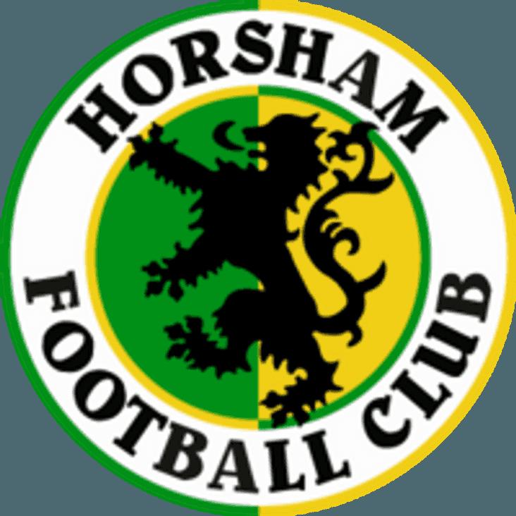 PSF - Horsham FC - Tonight