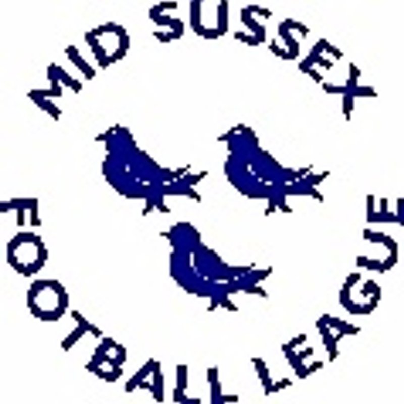 Mid Sussex Football League Cup Finals at Hanbury