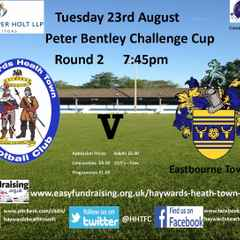Postponed - Heath vs Eastbourne Town