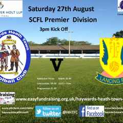 Back to League Action at Hanbury