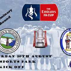 FA Cup Continues at Peacehaven
