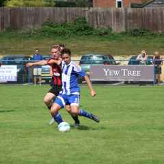 Heath claim hard fought victory in the A272 derby