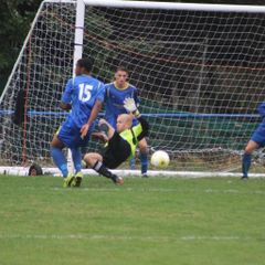 Heath Vs Raynes Park Vale - FA Vase 10th September 2016 by Tony Sim