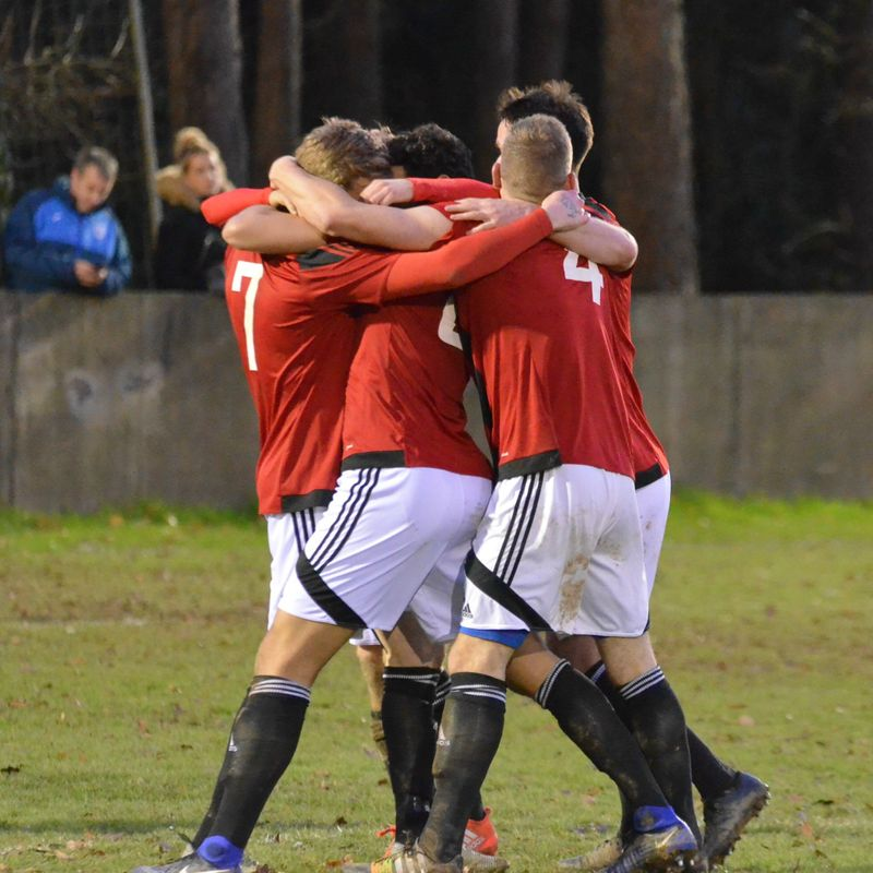 Heath put in a passionate performance to take all three points at Loxwood