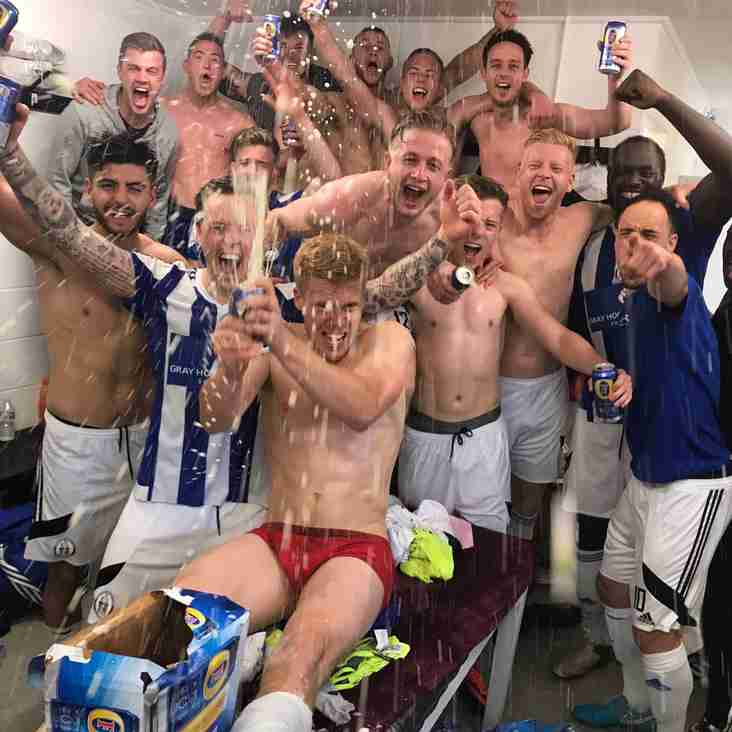 Heath Champions After Fantastic Win at Horsham YMCA