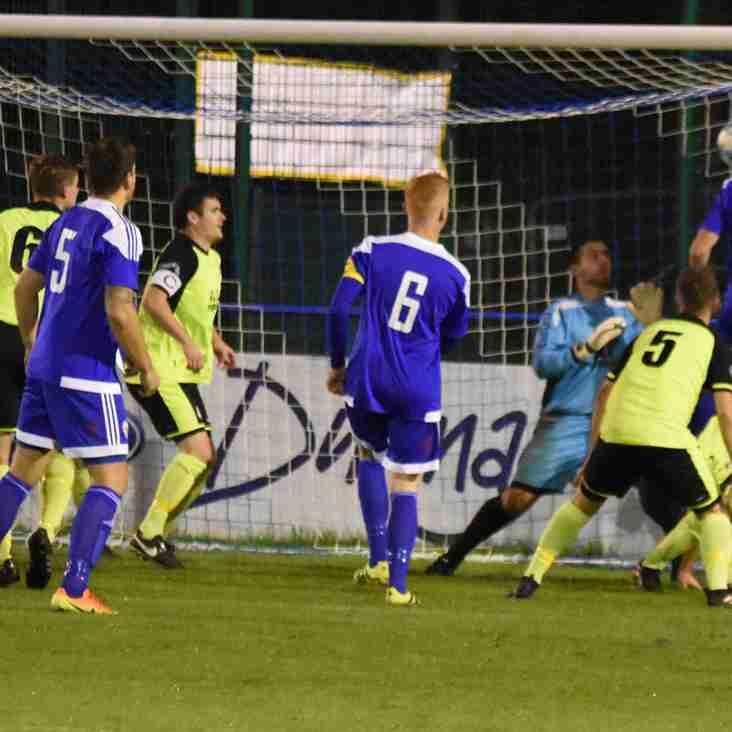 Heath into Quarter Finals of Peter Bentley Cup