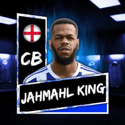 Jahmahl King