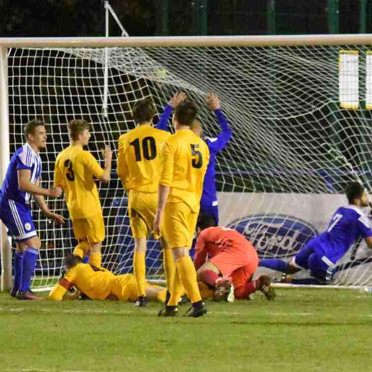 Heath Set Up 3rd Round Tie with Brighton & Hove Albion U23's