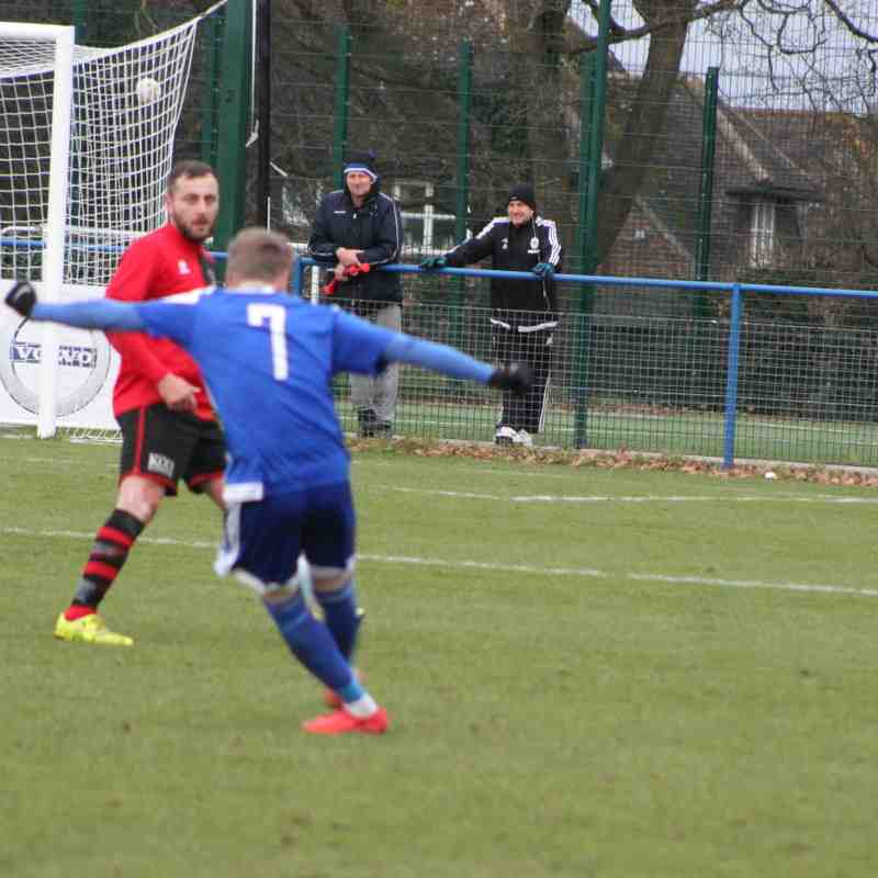Heath Vs AFC Uckfield Town by Tony Sim