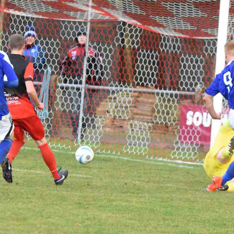 Heath Vs Hassocks - Boxing Day 2017 by Grahame Lehkyj (Small Sample)