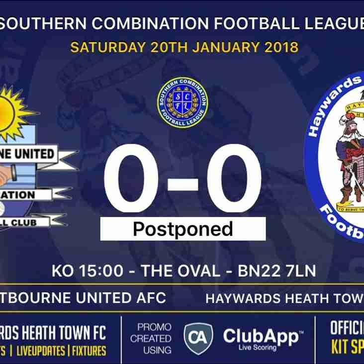 Match Postponed as Most of SCFL fall foul of the rain