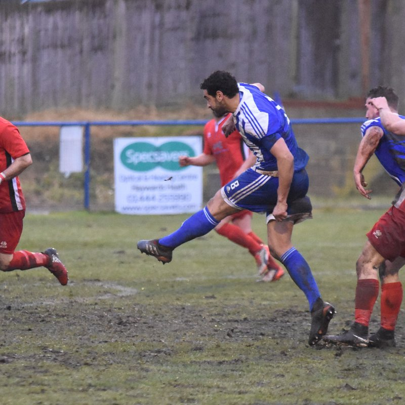 Two Goals in Two Minutes Rescues a Point for Heath