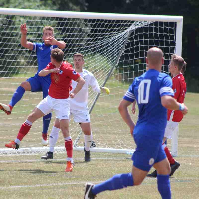 PSF - Crowborough AFC 14th July 18