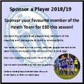 Sponsor A Haywards Heath Player For 2018/19