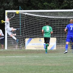 Heath Vs Burgess Hill Town by Grahame Lehkyj