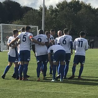 Ten Man Guernsey take all points in an eventful game