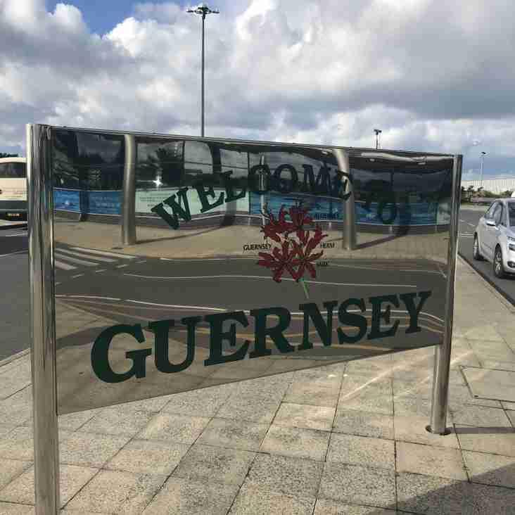 Fixture Change - Guernsey FC