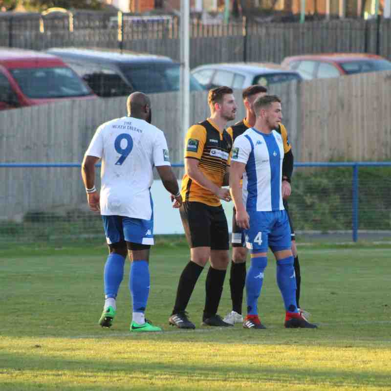 Heath Vs Cray Wanderers 3rd Nov 18 by Tony Sim