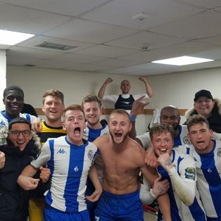 Heath Through in Sussex Senior Cup after Historic Night at Crawley Town FC