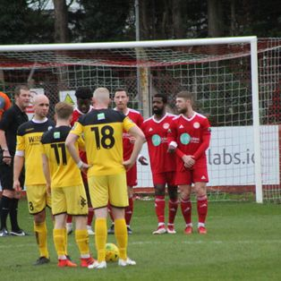 Stalemate at Hythe sees the Points Shared