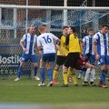Heath leave it late to take all three points at Hanbury