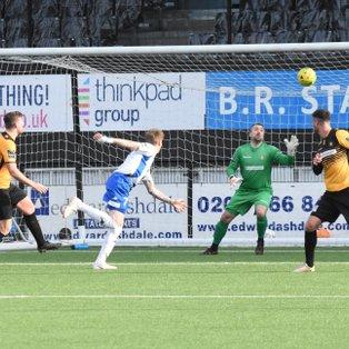 Heath Take Credible Draw at League Leaders