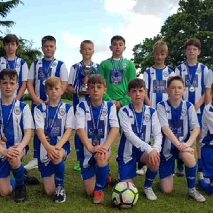 Haywards Heath Town Colts 2018/19 Season Round Up