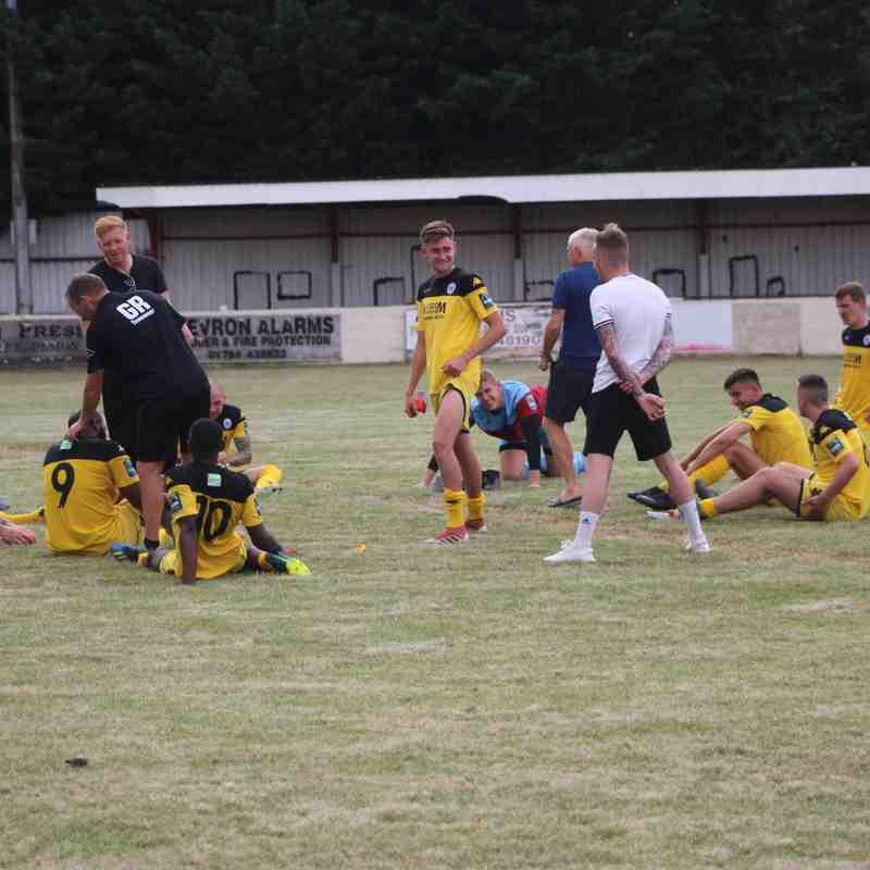 PSF - Heath Vs Egham Town 13/7/19