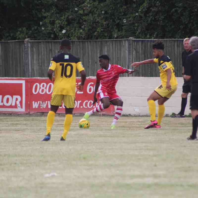 PSF - Heath Vs Egham Town 13/7/19