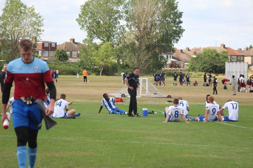 PSF - Romford FC Vs Heath 20/7/19 by Tony Sim