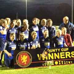 Larkhall Ladies appoint new manager