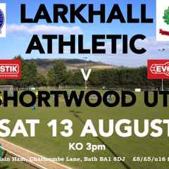 Larks host Wood - match preview